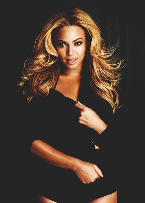 B comme Beyonce