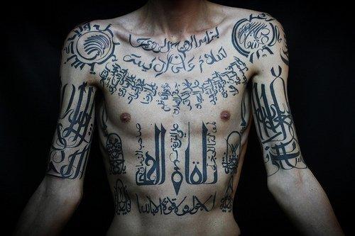 # Tattoos divers.