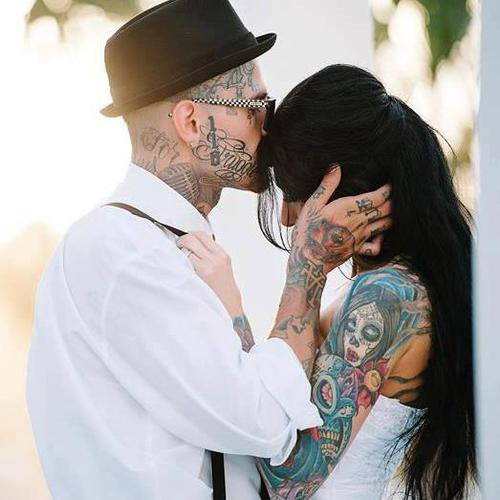 Couples tatoués