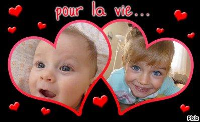 Pour la vie ...♥