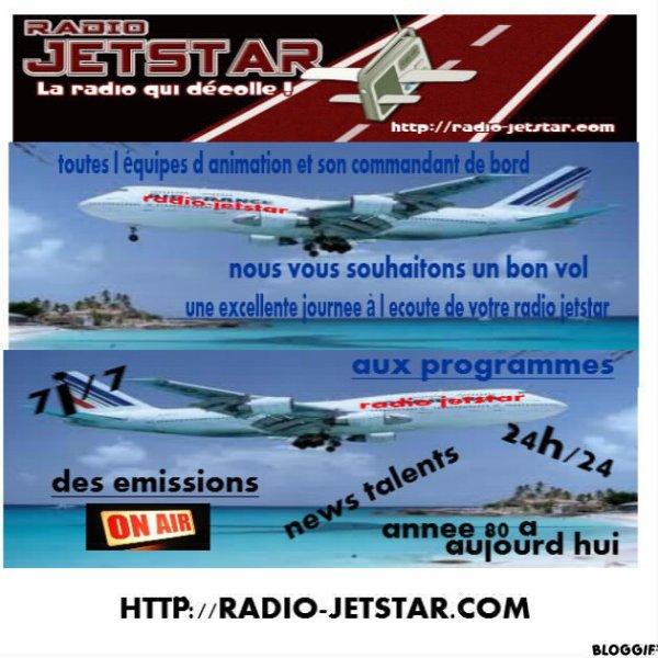 RADIO JETSTAR