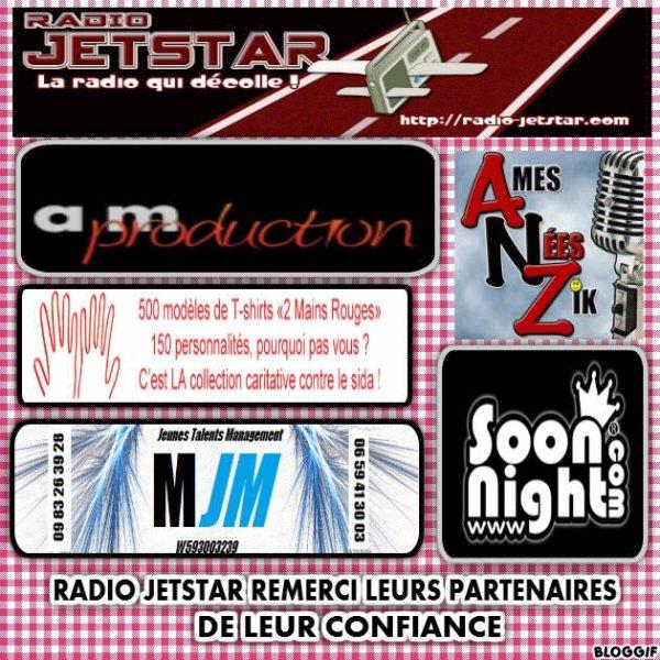 partenaires de la radio