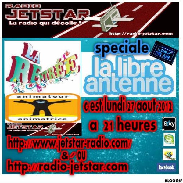 rentree animateurs radio jetstar