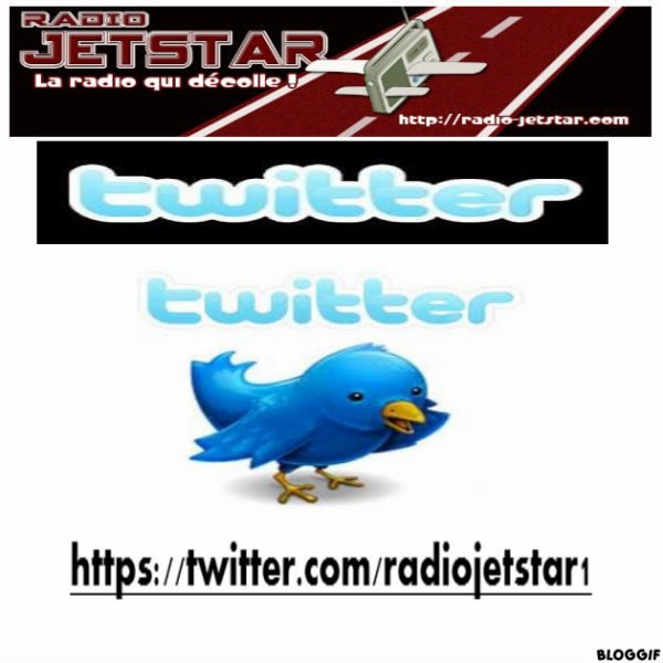 RADIO JETSTAR SUR TWITTER