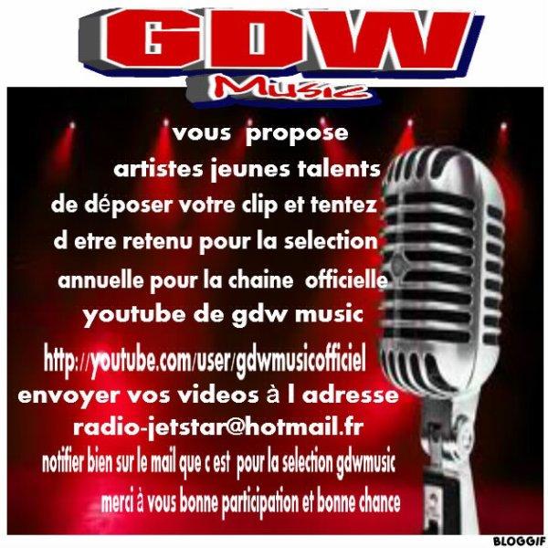 partenaire GDW MUSIC