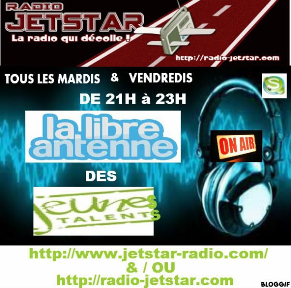 LA LIBRE ANTENNE JEUNE TALENT