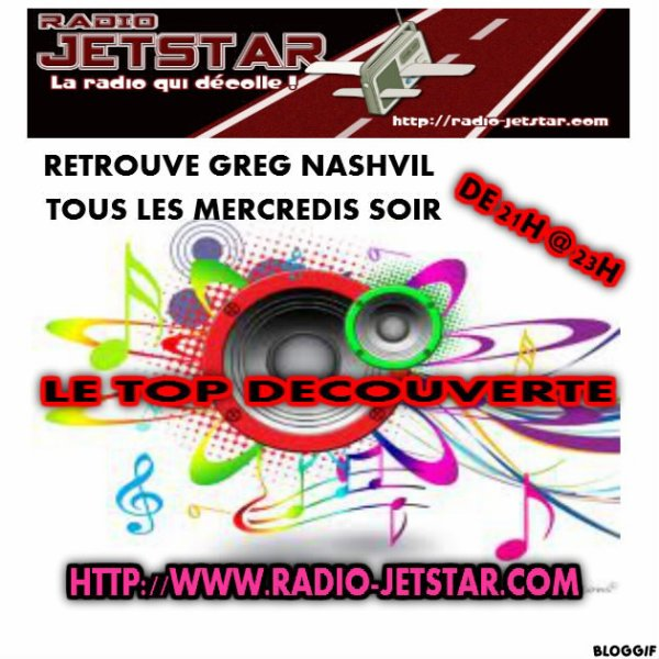 TOP DECOUVERTE GREG NASHVIL