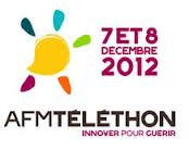 TELETHON DECEMBRE 7 &8 DECEMBRE 2012