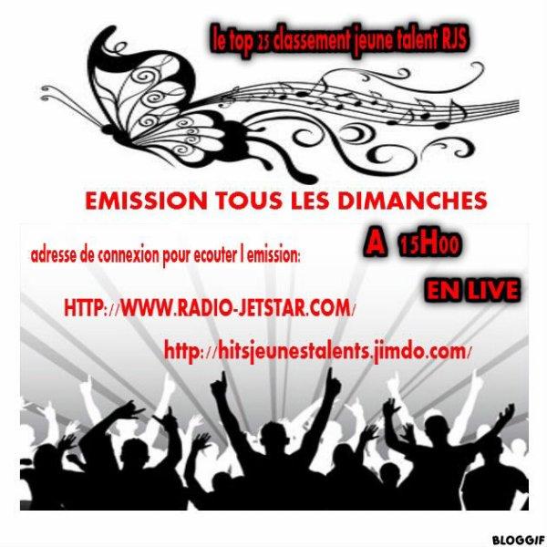 Emission top 25 rjs