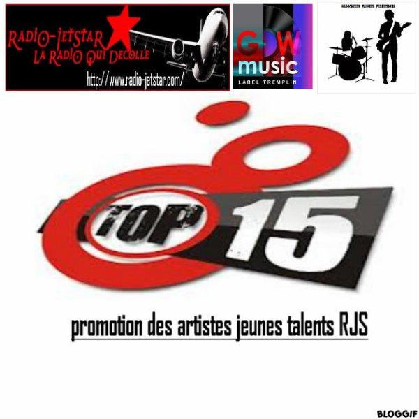 TOP15 DU  22 AVRIL 2013 AU  5  MAI  2013 MIDI