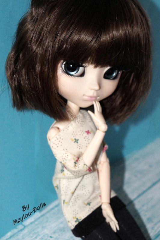 Ma Deuxième Dolls: Eléna Meyer