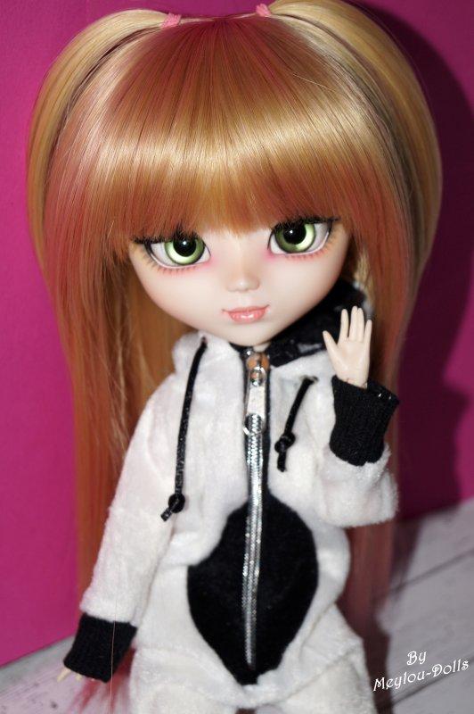 Ma Troisième Dolls: Youna PARK.