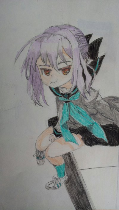 Mes dessins Seraph of the end