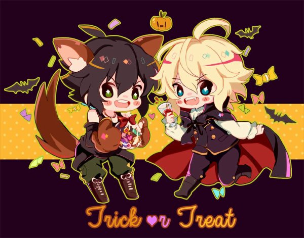 ~ Happy Halloween ~
