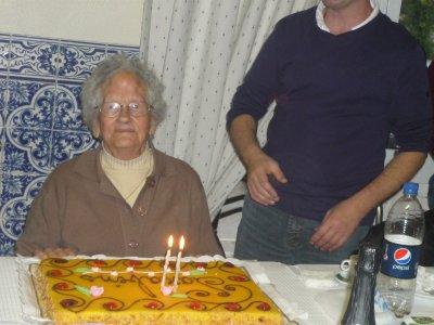 Anos da avo marianna 91 anos
