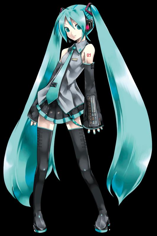 VOCALOID2 : Hatsune Miku