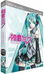 VOCALOID2 CV01 : Hatsune Miku