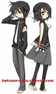 Kagene Rui & Rei