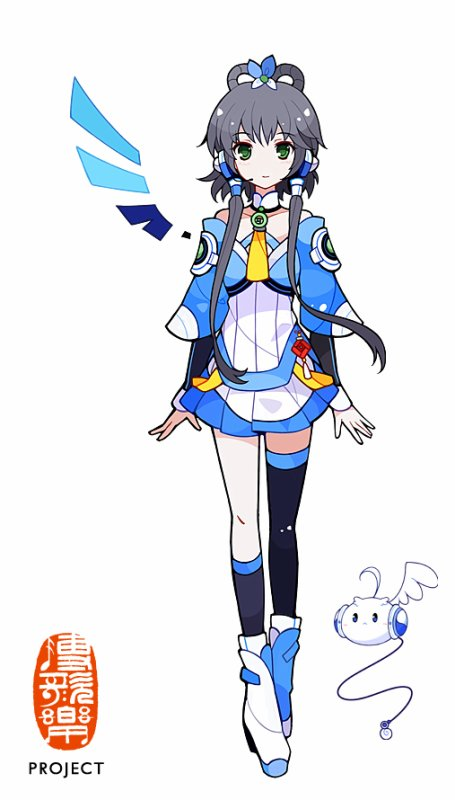 VOCALOID3 : Luo Tianyi
