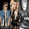 Justin, Nicki, Gaga ! <3