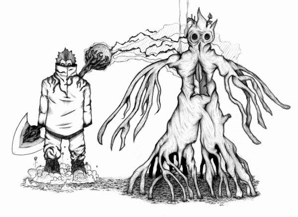 Reiku, Maître des éléments.