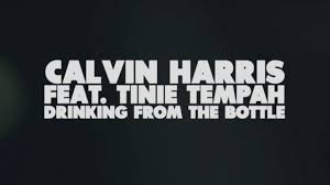 Drinking from the bottle  - Calvin Harris (2013)