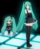 Hatsune Miku Project Diva - Le Modules (Gothic)