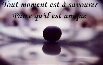 ☺ Savourer la vie ☺