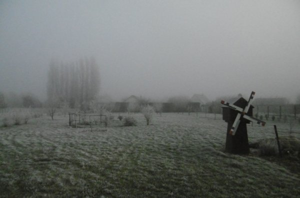 geler brouillard