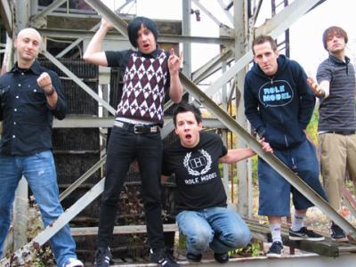 Je commence mon Blog avec un groupe québécois Simple plan
