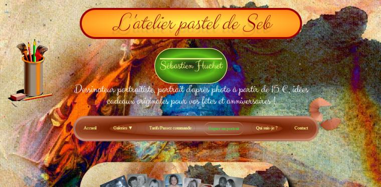Mon site web...