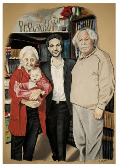 Les 4 générations