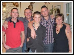 Portrait d'une famille
