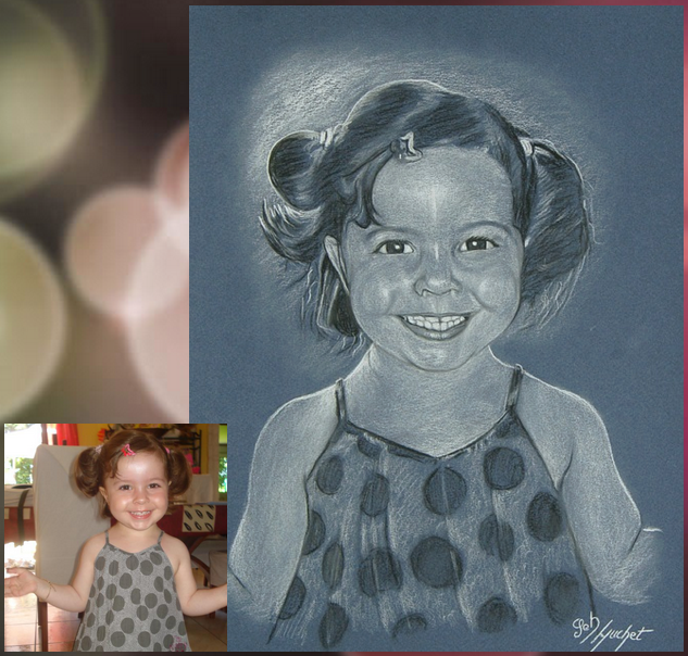 Portrait de Soline