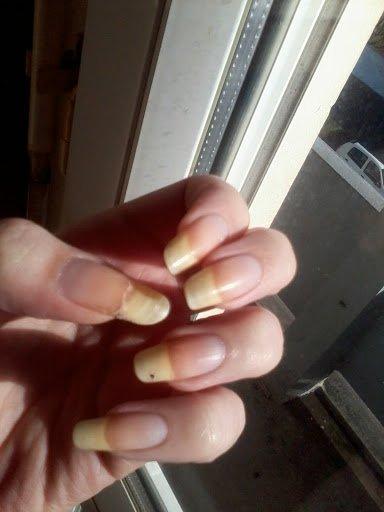 "Mes ongles ""nus"" !"