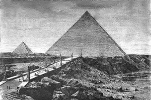 Qui connait la pyramide de Khéops?