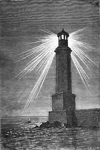 Sais tu qui avait batis le phare d'Alexandrie?