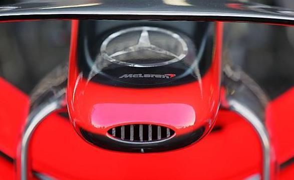 Fan de McLaren Mercedes