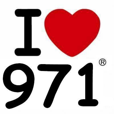I ♥ 971 SiiiSiii
