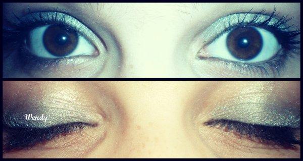 Tu peut lire dans mes yeux, tout l'amour que je porte à ton égard ! ♥