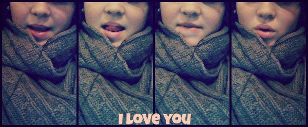 On est tous différents, moi je m'en fou je vous aimes tous ! ♥