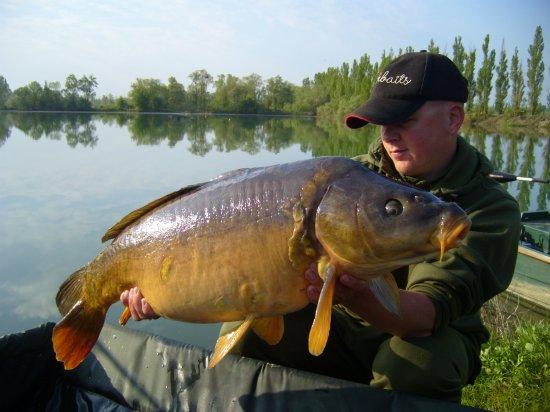 Beau poisson tout en longueur pour jéé !!