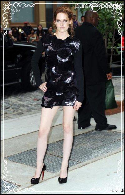 Kristen Stewart travaille sur le scénario du film K-11