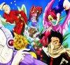 Les 6 fée de Orihime