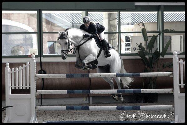 L'équitation plus qu'une passion .