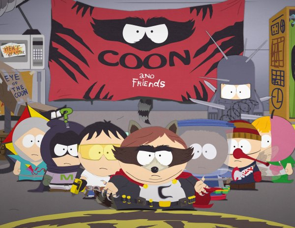 South Park - Le Coon et sa bande