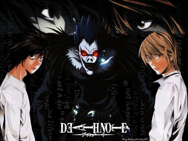 Fiche Manga et Anime n°1: Death Note