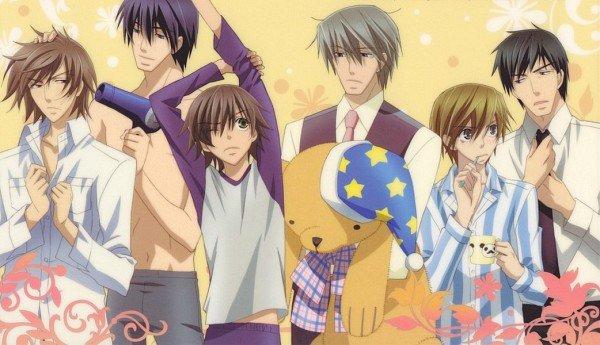 Fiche Anime n°1: Junjo Romantica