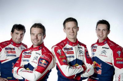 DS3 WRC Team Officielle