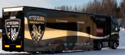Soberg World RallyTeam
